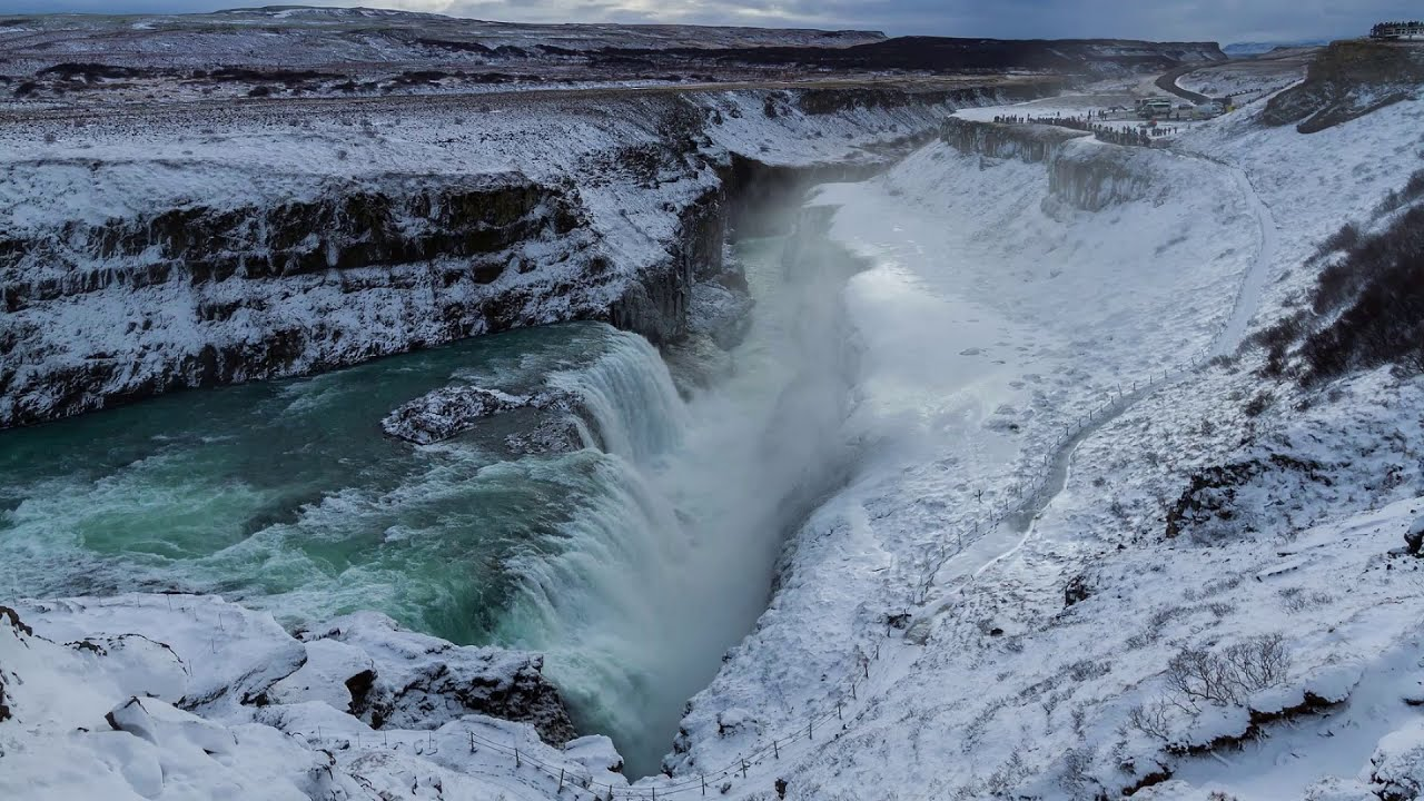 "Mindblowing Music made ""Gullfoss Official Video"" from Island!"