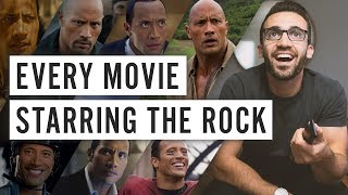 What I Learned After Binge-Watching All The Rock's Movies