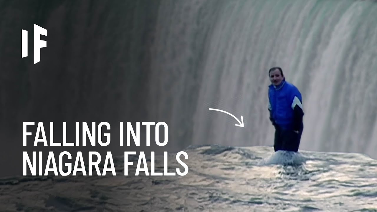 What If You Fell Into Niagara Falls?
