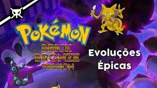 Roblox-Pokemon Brick #7 we had two Bronze developments!