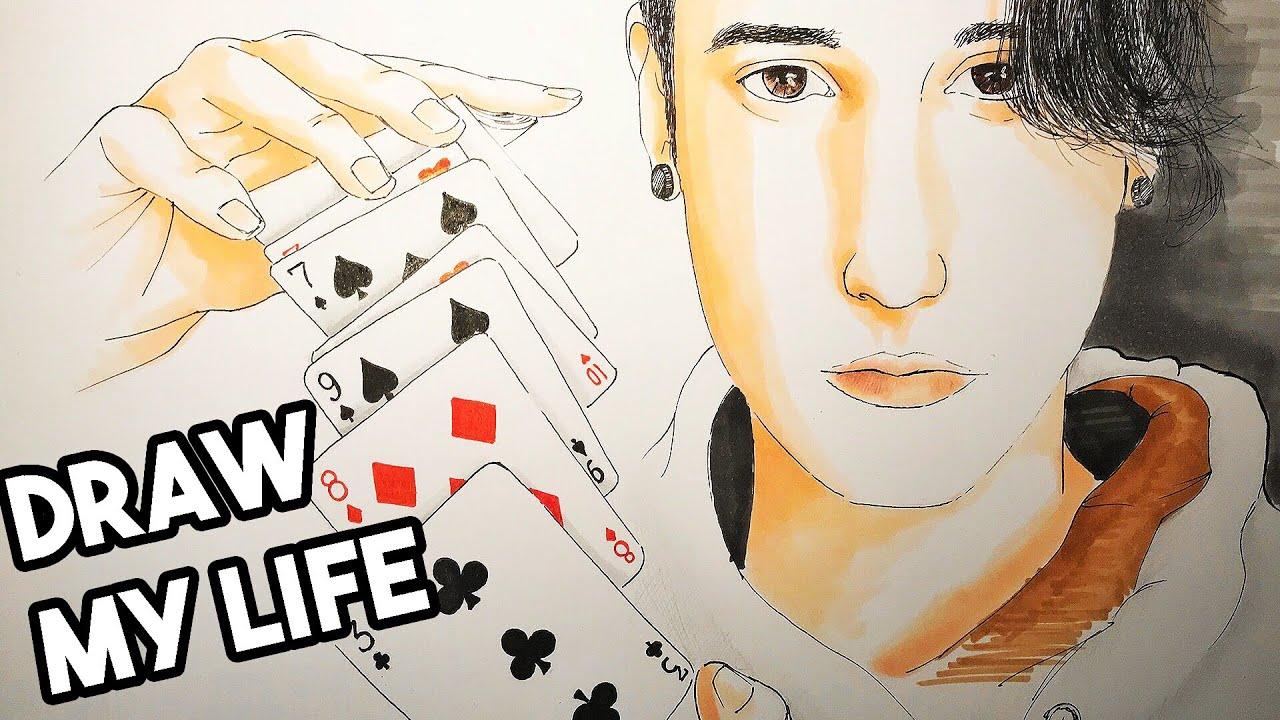 DRAW MY LIFE - Jack Nobile