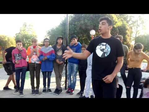 CHECCHI VS JYMI / CUARTOS (FECHA 3) 22/4 #SanaUnderFree
