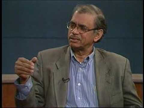 Conversations with History:  Nayan Chanda
