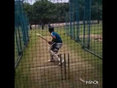 Rishabh panth &ishan kishan nets practice at NCA Bangalore