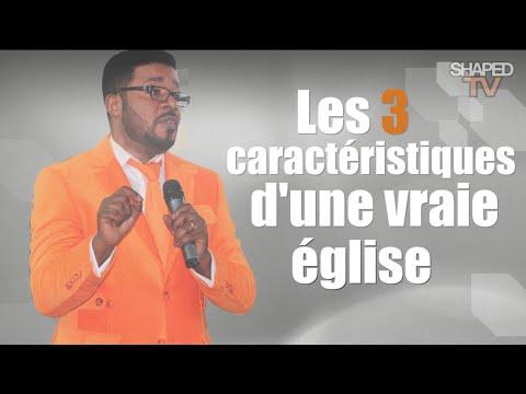 Les 3 caractéristiques d'une vraie église | Pasteur Affo Mudiandambu