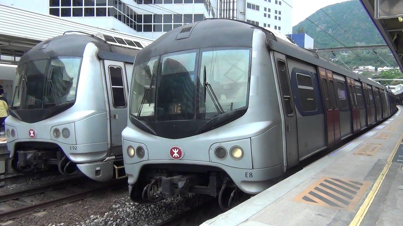 HD】MTR東鉄線 メトロキャメル電...