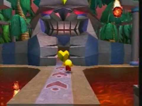 Image result for pac-man world anubis rex