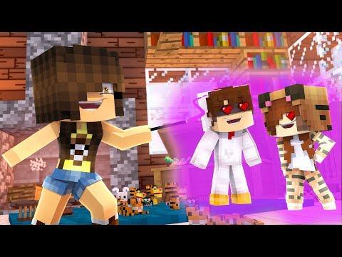Minecraft Daycare - LOVE MAGIC !? (Minecraft Roleplay)