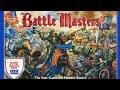 Ep 68: Battle Masters Board Game Review (Milton Bradley 1992)