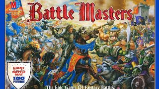 Ep 68: Battle Masters Board Game Review (Milton Bradley 1992)