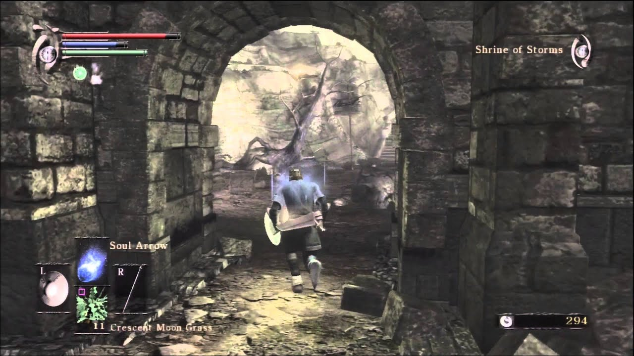 Demon's souls beginners guide part 9: early game weapon collecting.