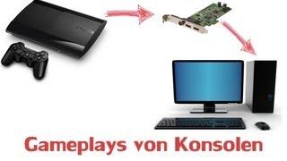 Wie Gameplays / Lets Plays von Konsolen aufnehmen? (PS3, PS4, XBOX360, XBOX One, Smartphone)