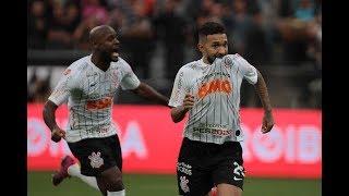 Gol de Clayson - Corinthians 1 x 1 Flamengo - Narração de Nilson Cesar