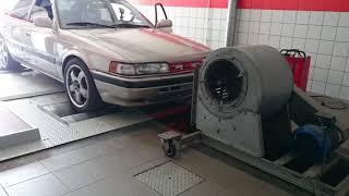 Mazda 626 GD USDM F2T  transformation