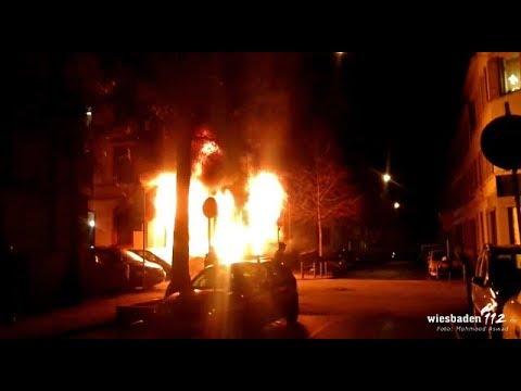 Wohnung im Westend ausgebrannt – Wohnhaus unbewohnbar