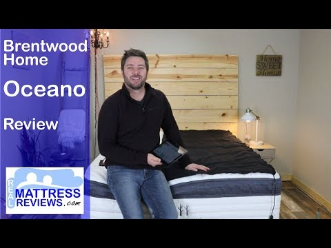 NEW Brentwood Home Oceano Mattress Review | Comprehensive Review