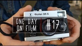 One Day On Film #17 | ROLLEI 35 S (Kodak TRI-X 400) - Street Photography