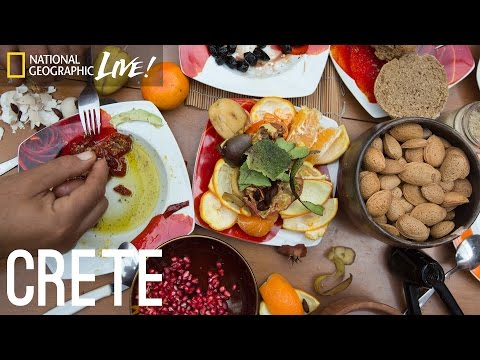 We Are What We Eat: Crete | Nat Geo Live