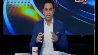 كورة كل يوم  _ كريم حسن شحاتة يوجة رسالة لـ  محمد ابراهيم على الهواء .. مش عايزك تتقمص