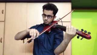 Sleepwalk - Violin Cover by Rohan Roy
