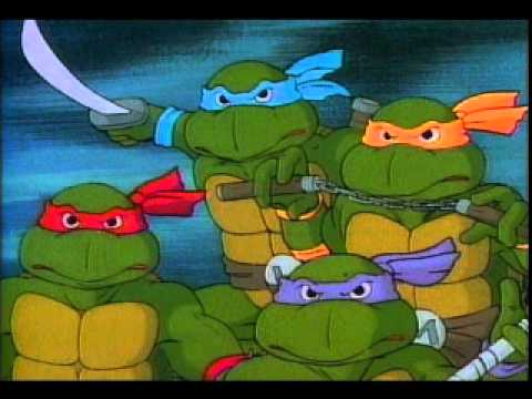 TMNT - French opening music (extended version)