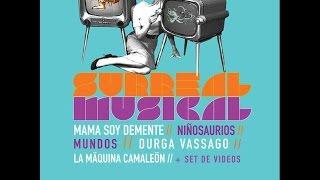 """SURREAL MUSICAL"" presentado por: Unizono Clips"