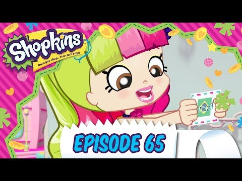 Shopkins Cartoon - Episode 65 - Shopkins World Fair Part 1 | Cartoons For Children