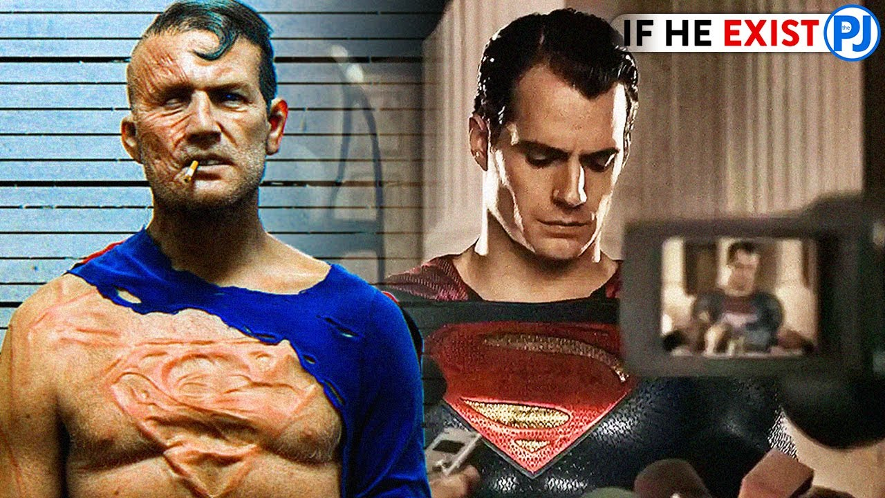 What if Superman Existed? In REAL LIFE - PJ Explained