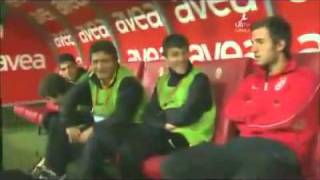 Galatasaray Yedek Kulübesindeki Komik Muhabbet | Emre Çolak - Semih Kaya - Sercan Yıldırım