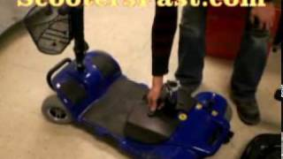 Mobility handicap scooter for the elderly old people scooters