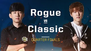 Rogue vs Classic ZvP - Quarterfinals - 2019 WCS Global Finals - StarCraft II