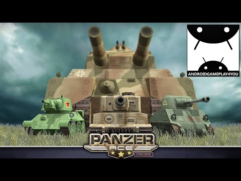 Panzer Ace - WW2 Tanks Android GamePlay Trailer (1080p) (By ROOT GAMES) [Game For Kids]