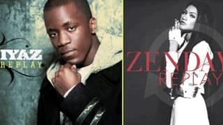 Replay - Iyaz vs. Zendaya (Mashup)