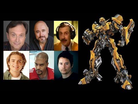 Comparing The Voices  Bumblebee
