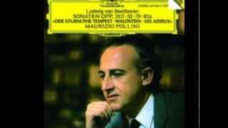 Pollini Chopin Ballade N.1 in G minor op23