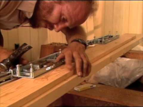 Quick Tip Router Hinge Template YouTube - Door jamb hinge template