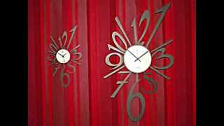 Relojes de Decoracion : Relojes de Pared con Diseños Originales