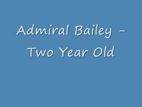 Download Admiral Bailey - Two year old
