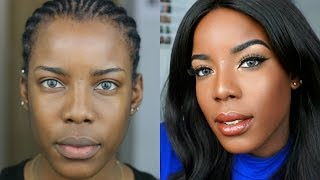 How to Slay your EVERYDAY Makeup Tutorial! WOC 2017