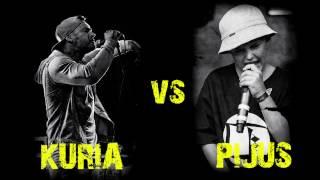 KURIA VS. PIJUS │LIETUVOS MC BATTLE 2016
