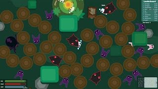 Starve.io Making Trappers For Animals