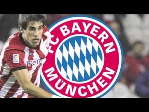 Javi Martinez Transfer Bayern Munich