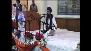 Bhai Sukhwinder Singh Ji UK - English Katha (ASA - Sydney) Diwan 2