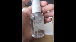 How to dry your nails fast using AVON Quick Dry Nail Spray
