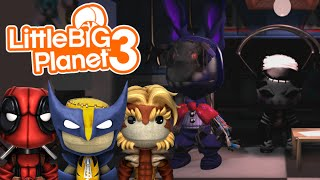 ready for freddy   little big planet 3 multiplayer 26 five nights at freddy s 2