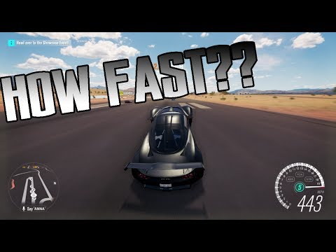 Get Forza Horizon 3 Mods: HOW FAST WILL THE HENNESSEY VENOM GT GO!!! Pictures