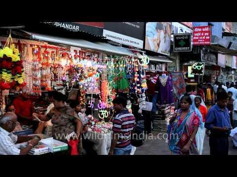 Sweets and snacks for the festive season: Diwali in Delhi
