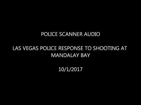 LAS VEGAS PD RADIO SHOOTING AT MANDALAY BAY