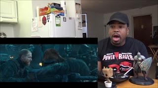 War for the Planet of the Apes Trailer #2 - REACTION!!!