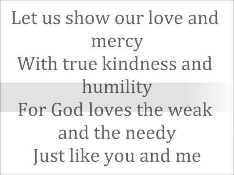 WE ARE ALL GOD'S CHILDREN (Lyrics) Jaime Rivera